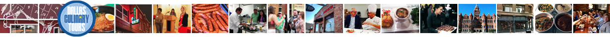 Dallas Food Tours header